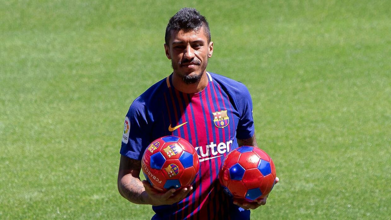 Paulinho er ikke hentet til FC Barcelona for sin tekniske kunnen. Han er en arbejdsmand uden lige, men det lader ikke til at falde i fansenes smag.