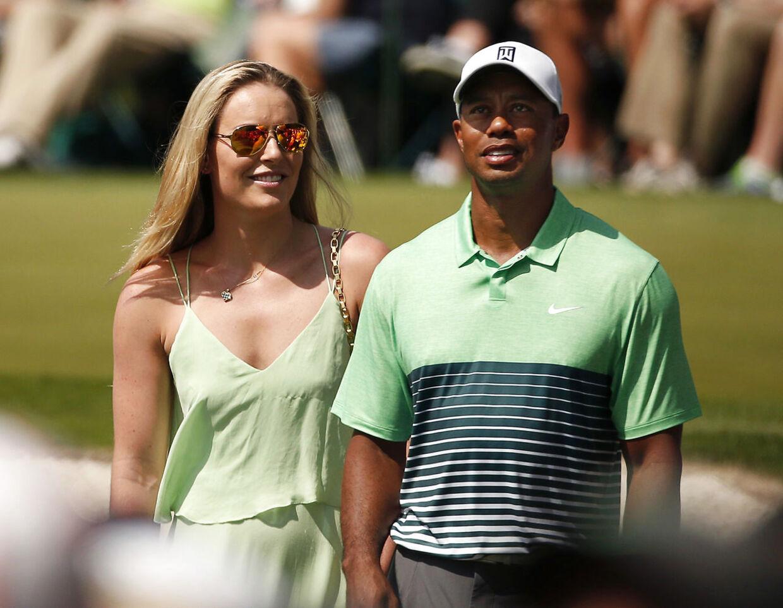 Hverken Tiger Woods eller Lindsey Vonn har længe været i aktion som sportsudøvere. Skistjernen er i øjeblikket ved at genfinde formen efter at have brækket armen. Golfstjernen har været gennem et afvænningsforløb, fordi han blev stoppet af politiet med for mange beroligende stoffer i blodet.