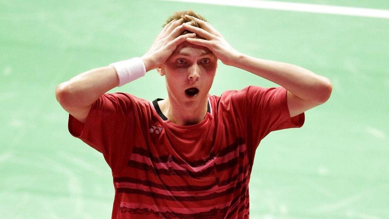 Viktor Axelsen rystede efter VM guldmedaljen Han er mit store
