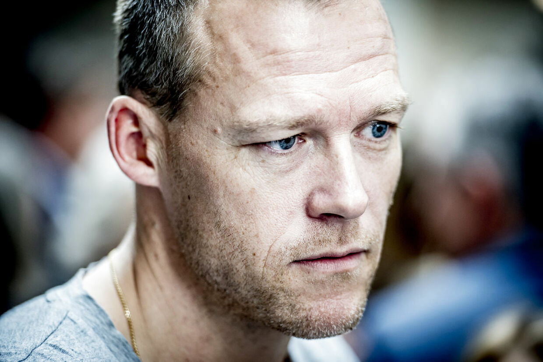 Landstræner Kenneth Jonassen.