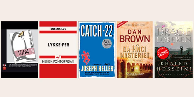 bøger der skal læses