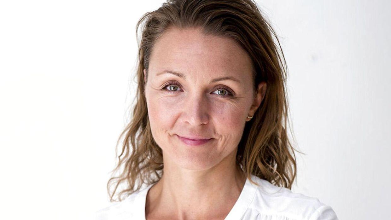 Luise Thye-Østergaard, Forfatter, Coach og certificeret EFT-behandler (Emotions-Fokuseret-Terapi, red.)