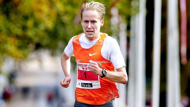 Eremitageløbets ambassadør, Henrik Them, nåede aldrig at vinde sit favoritløb. Tre gange blev han nr. 2.