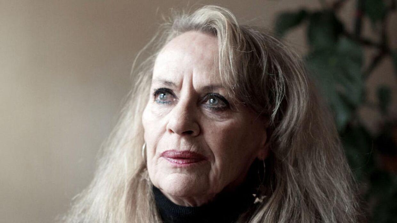Dansk skuespillerinde fortæller om sit forhold til kollegaen: Jeg var 17, han var 32 | BT Kendte ...