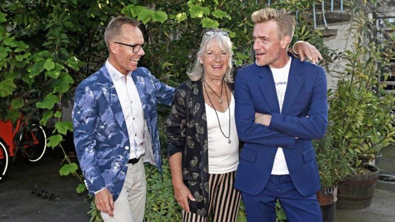 Jens Werner, Britt Bendixen, Nikolaj Hübbe (Foto: James Thisted)