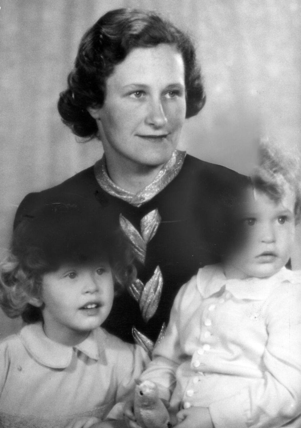 Peter Zobel skal bisættes ved siden af sine mor, Rigmor, samt sin afdøde kone, Annika.