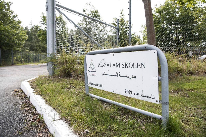 Al-Salam Skolen i Odense er som nummer to skole nu sat under skærpet tilsyn og får ikke sit statslige tilskud i september.
