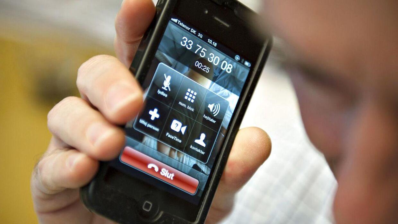 Mange vrede kunder klager i disse dage over teleselskabet Oister.