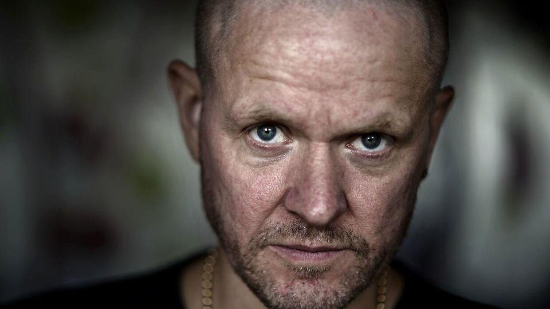 Anders Matthesen er gået igang med en filmatisering af sin børnebog 'Ternet Ninja'.