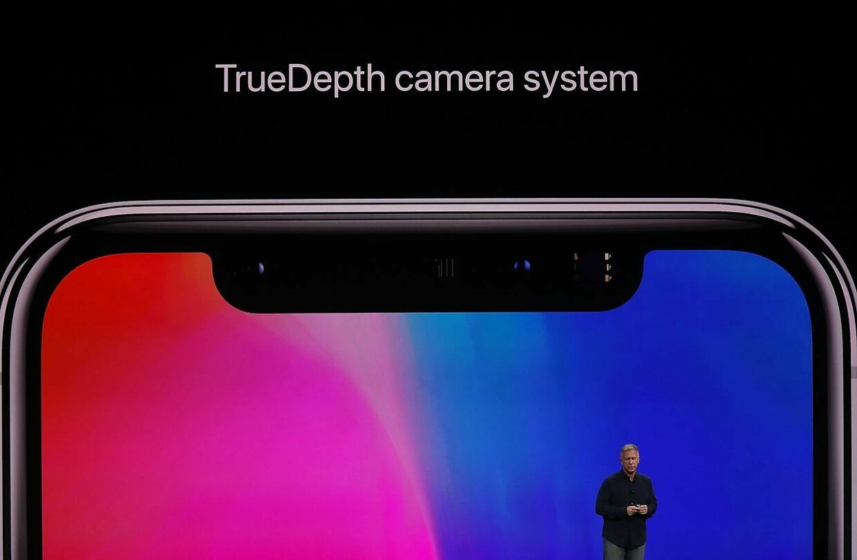 Den nye Iphone X.