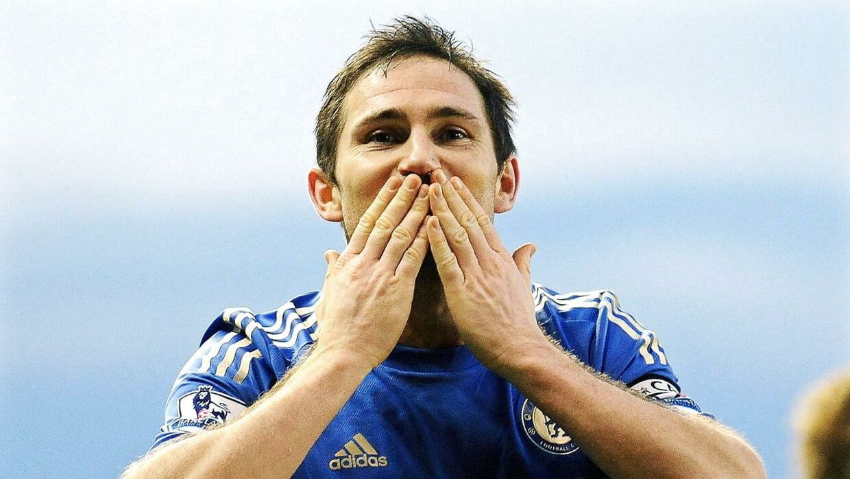 Frank Lampard hylder Christian Eriksen i sin klumme