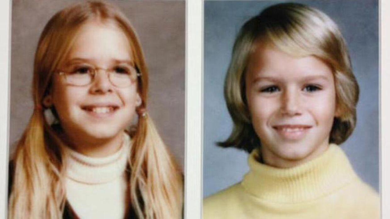 Søstrene Katharina Lyon på 10 år og Sheila Lyon på 12 år vendte aldrig tilbage efter en tur til det lokale indkøbscenter.
