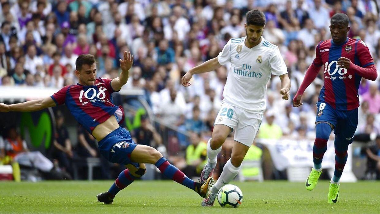 Marco Asensio har leveret solide præstationer i Cristiano Ronaldos fravær.