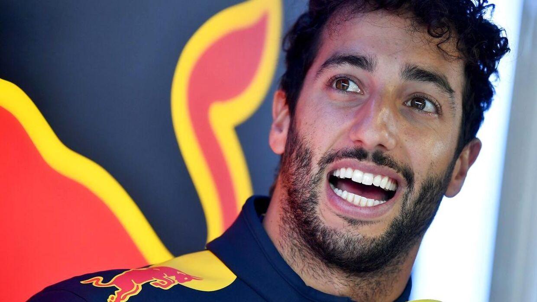 Daniel Ricciardo vil meget gerne være verdensmester.