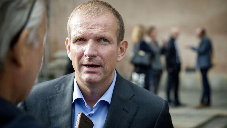 Arkivfoto. Michael Juul Eriksen er forsvarsadvokat for Loyal to Familia-bandelederen Shuaib Khan.