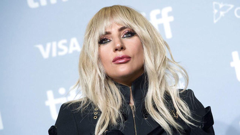 Lady Gaga til en pressekonference forud for præmieren på Netflix-dokumentaren 'Gaga: Five Foot Two' ved Toronto International Film Festival.