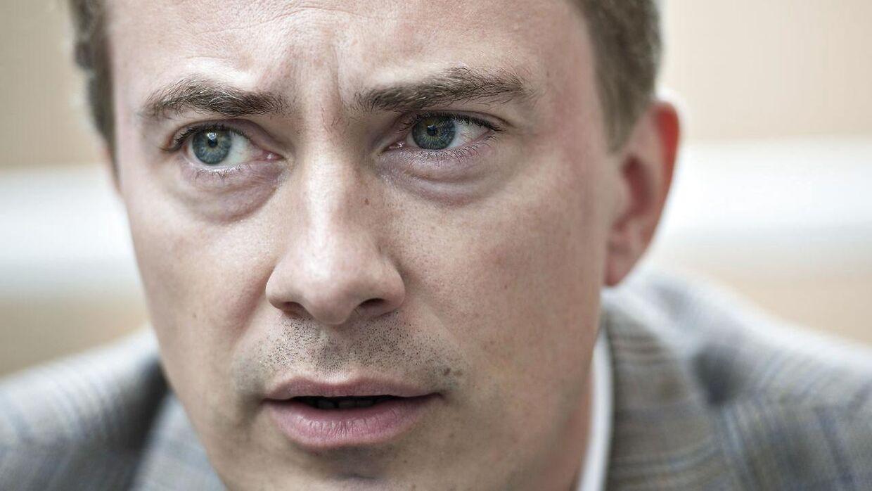 Morten Messerschmidt venter på, at EU's svindelkontor tager stilling til hans sag.