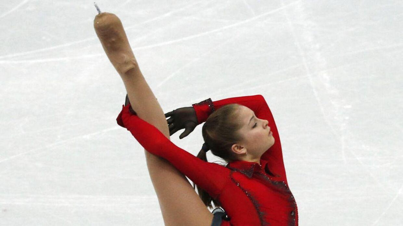 Julia Lipnitskaja stopper karrieren som 19-årig.