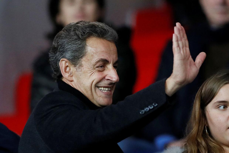Sarkozy menes at have tabt præsidentvalget i 2012 på grund af Bettencourt skandalen.