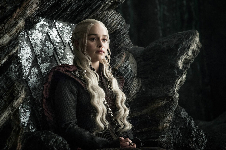 Daenerys Targaryen, der spilles af Emilia Clarke.