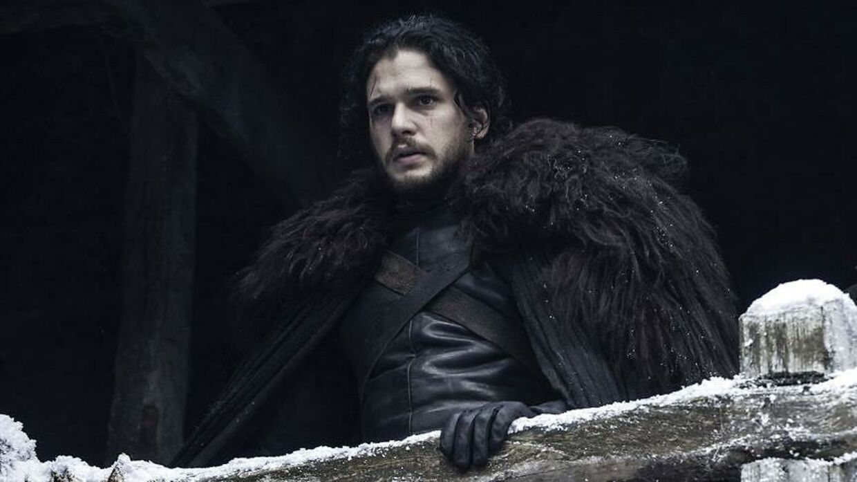 Kit Haringtons karakter Jon Snow.