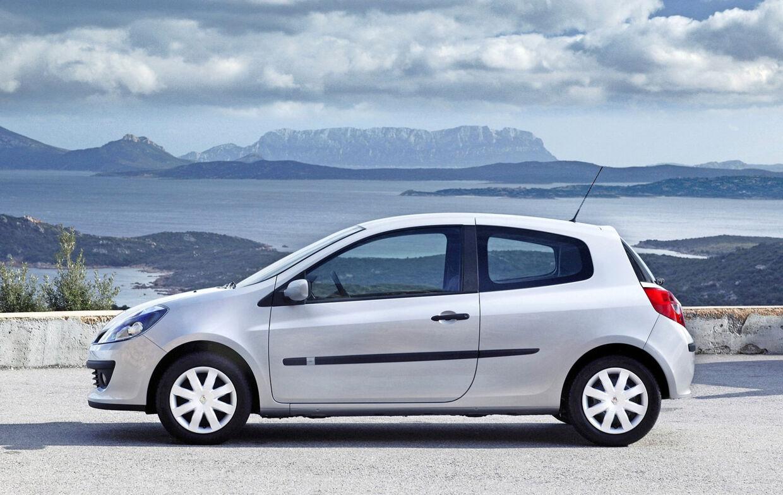 En Renault Clio med dieselmotor fra 2005 kører lidt over 20 km/l, men udleder langt flere skadelige partikler end en moderne dieselbil. PRFoto