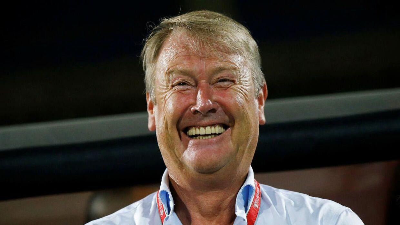 dansk landstræner fodbold