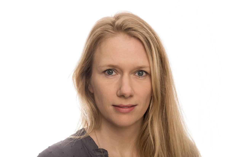 Byline billede: Sognepræst Marie Høgh