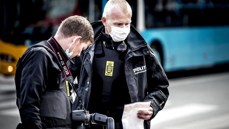 Bandekonflikten i Københavns har medført adskillige skyderier. Den 21. september skete det flere steder på Nørrebro, hvor tre tilfælde blev beskudt. Foto: Mads Claus Rasmussen
