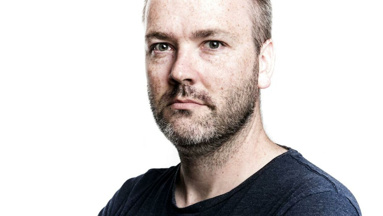 Peter Astrup, journalist