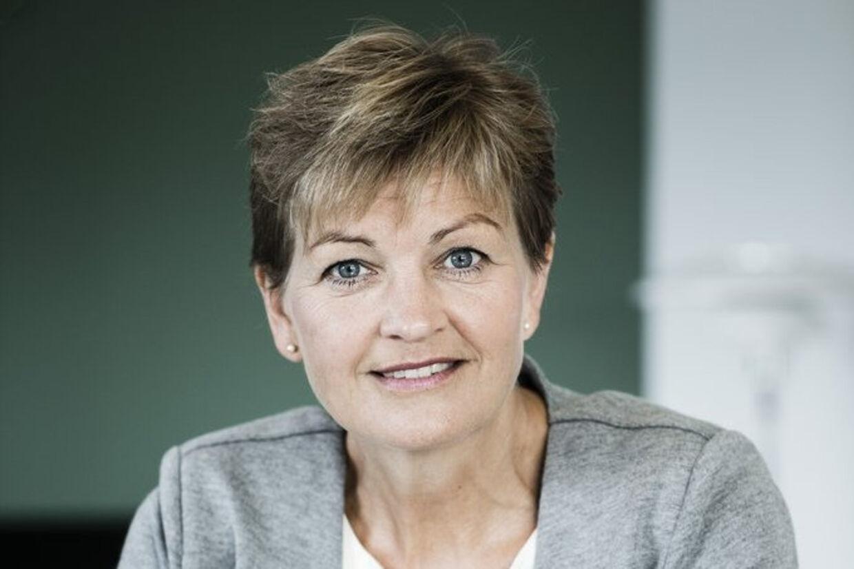 Venstres tidligere miljø- og fødevareminister Eva Kjer Hansen vil ikke stemme for et maskeringsforbud, som omfatter den islamiske klædedragt burka og niqab. Free/Pressefoto Fra Miljø- Og Fødevareministeriet.