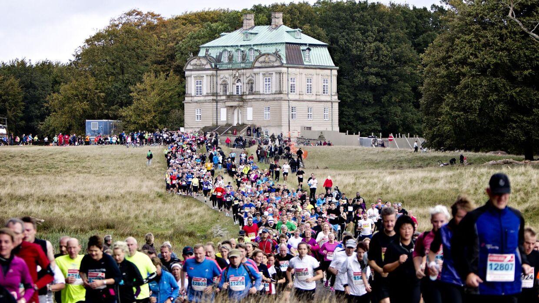 Dyrehaven er den smukkeste ramme om et motionsløb - og søndag løbes det ikoniske Eremitageløb for 49. gang.