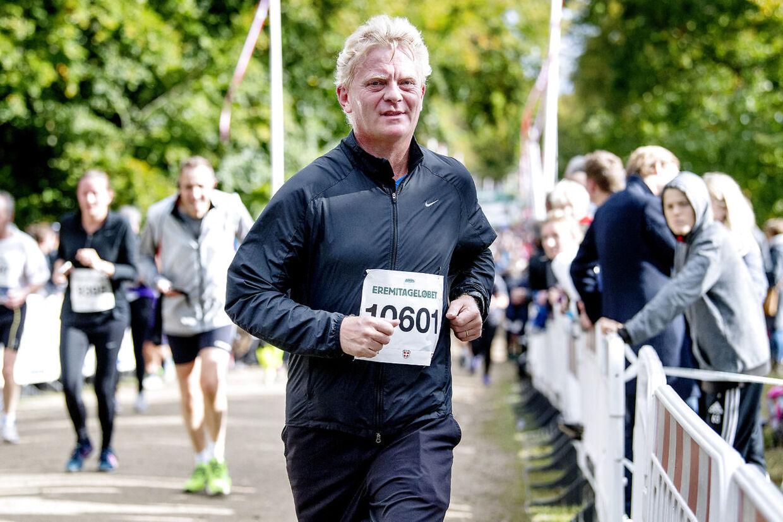 Søndag d. 8. oktober 2017 blev Eremitageløbet løbet i Dyrehaven nord nord for København for 49. gang. Det 13, 3 kilometer lange Eremitageløb er verdens ældste motionsløb. Vinder af løbet blev Abdi Ulad i tiden 00.40.04. Hurtigste kvinde blev Sylvia Kiberenge i tiden 00.44.32. Her er det BTs Jorge Jensen der kommer i mål.