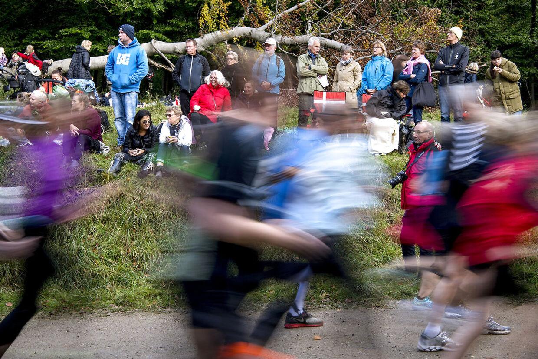 Søndag d. 8. oktober 2017 blev Eremitageløbet løbet i Dyrehaven nord nord for København for 49. gang. Det 13, 3 kilometer lange Eremitageløb er verdens ældste motionsløb. Vinder af løbet blev Abdi Ulad i tiden 00.40.04. Hurtigste kvinde blev Sylvia Kiberenge i tiden 00.44.32.