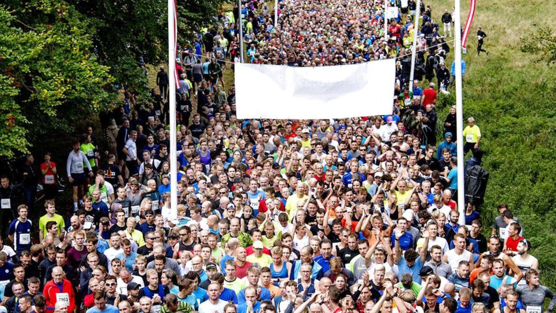 Søndag den 8. oktober 2017 blev Eremitageløbet løbet i Dyrehaven nord nord for København for 49. gang. Det 13,3 kilometer lange Eremitageløb er verdens største motionsløb. Vinder af løbet blev Abdi Ulad i tiden 00.40.04. Hurtigste kvinde blev Sylvia Kiberenge i tiden 00.44.32.