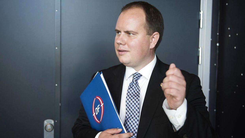Martin Henriksen (DF), integrations- og udlændingeordfører