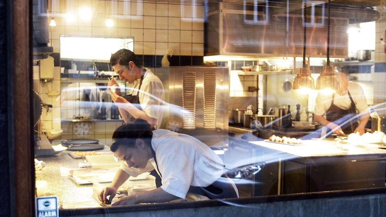 Restauranten Kokkkeriet i Kronprinsessegade har nu både en Michelin-stjerne og en afgørelse om uberettiget fyring af en gravid tjener på cv'et.