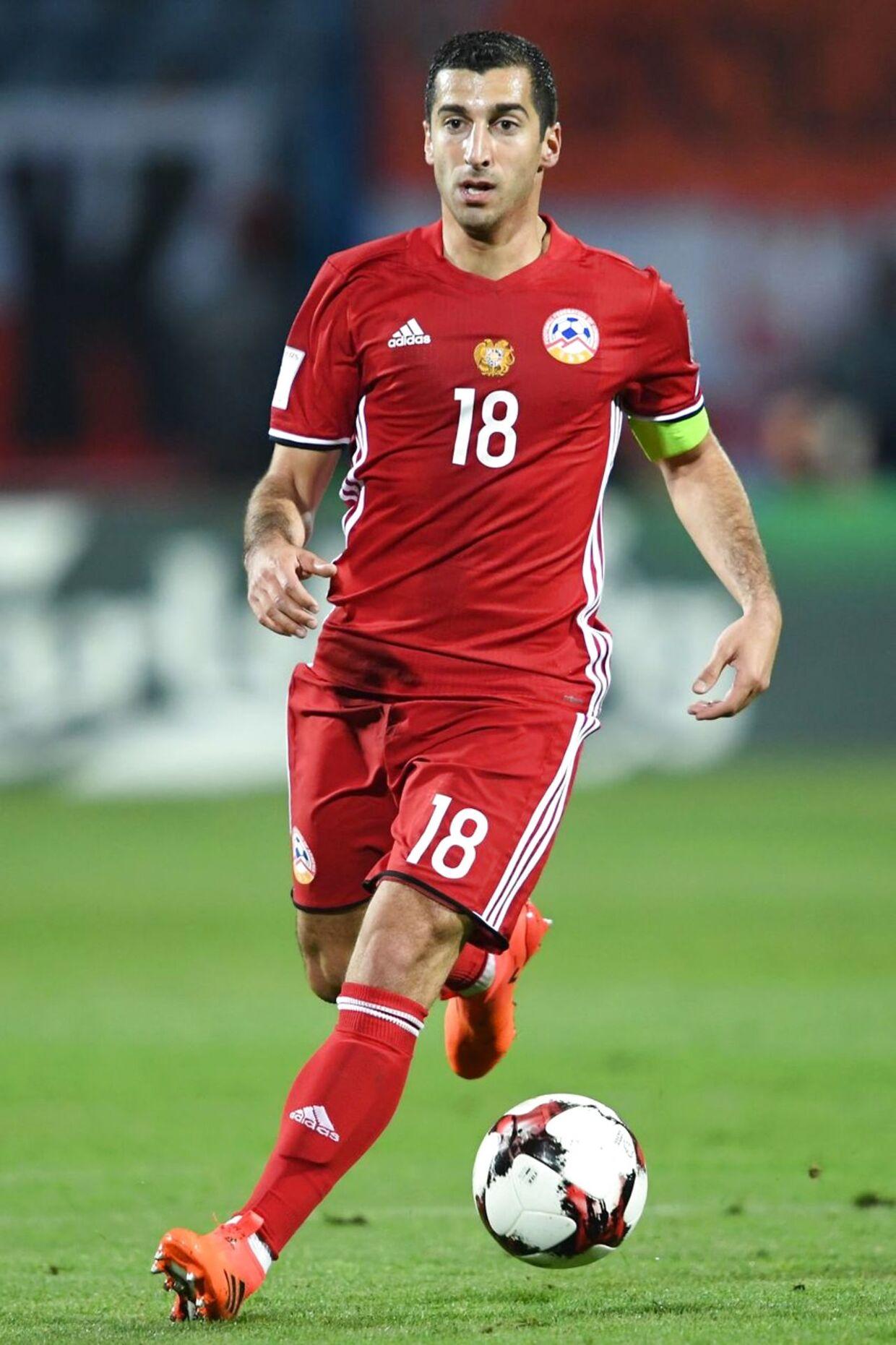 Henrikh Mkhitaryan