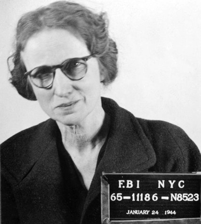 Datidens mest berygtede spion, som det lykkedes Elizebeth Friedman at fælde.