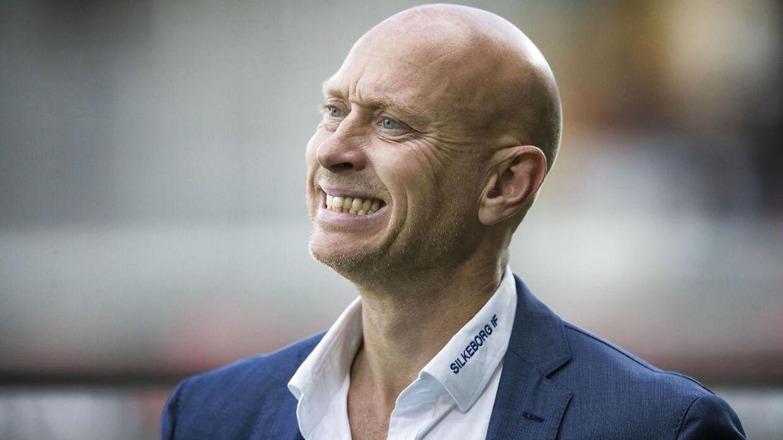 Peter Sørensen og resten af Silkeborg-mandskabet risikerer at skulle ud i en ny duel mod HIK.