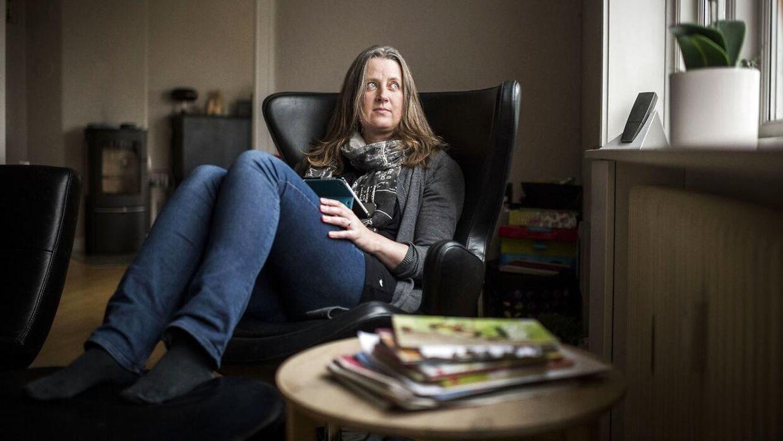 Tidligere folkeskolelærer Charlotte Birk Bruun siger undskyld til alle de forældre, som hun igennem årene har været efter, når de ikke har nået de 20 minutters daglige læsning med deres børn.
