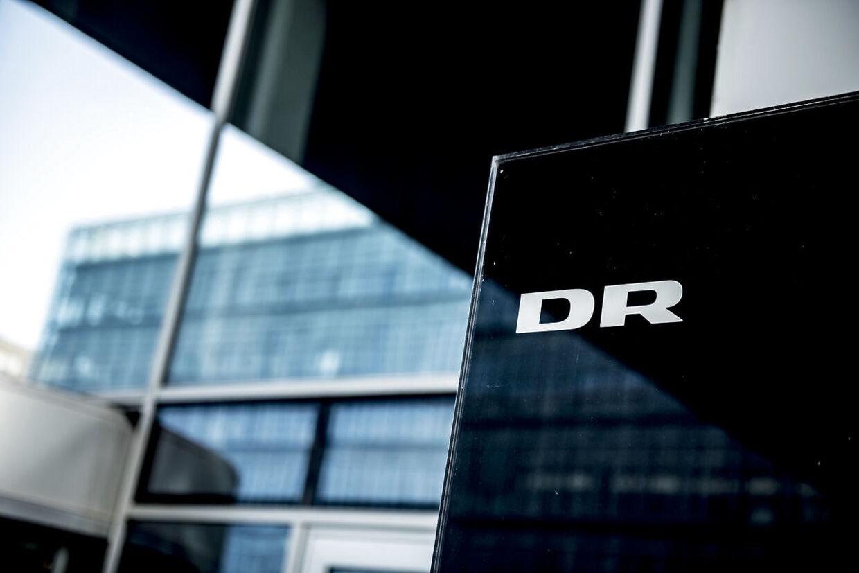 DR-Byen ved Ørestaden i København. I 2017 sender Dr fjernsyn døgnet rundtpå flere kanaler og streamer udvalgt indhold på dr.dk.