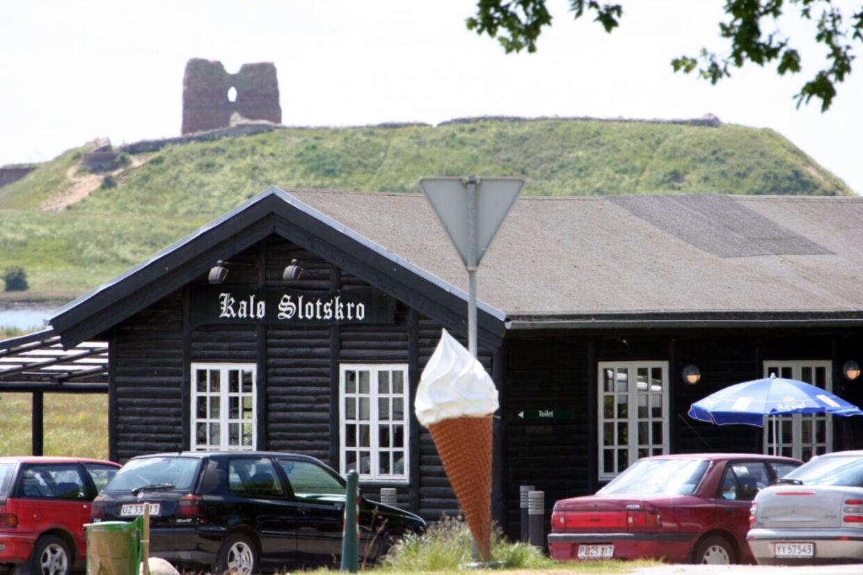 Kalø Slotskro lukker nu efter 50 år.