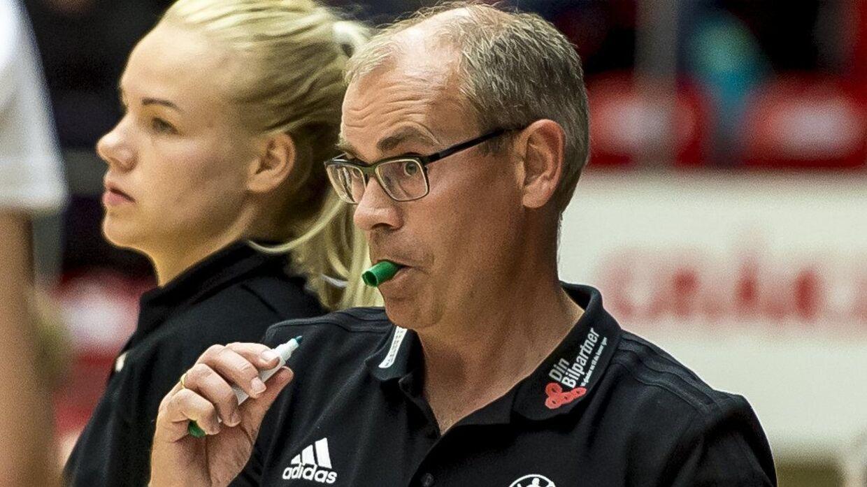 Jan Pytlicks hold har vundet tre kampe i træk, men der er stadig masser af plads til forbedring, mener træneren. Scanpix/Jørgen Kirk
