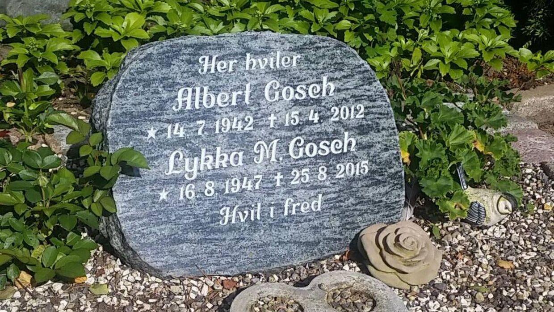 Lykka Gosch dør på Aabenraa Sygehus efter en lang indlæggelse, hvor lægerne ifølge Patienterstatningen, forsømte at give hende den rigtige behandling.