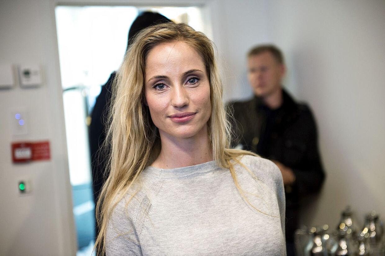 Mikkel Kesslers forlovede Lea Hvidt har været bekymret over comebackplanerne.