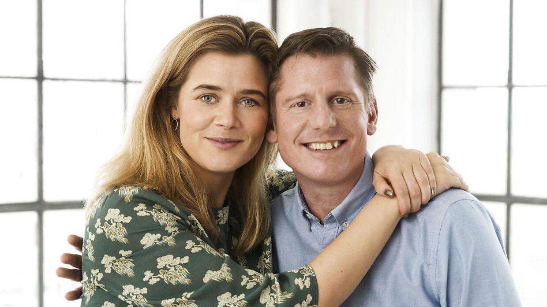 Sofie Lassen-Kahlke og Robert Hansen