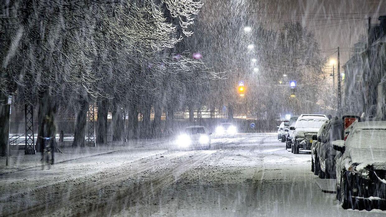 Nu kan Danmark blive ramt af sne.