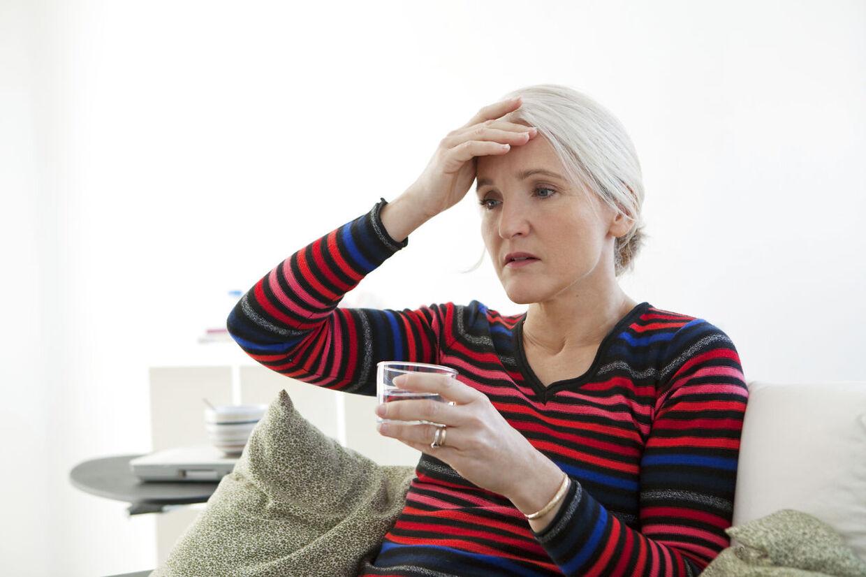 Ca. en tredjedel af alle kvinder får gener af at komme i overgangsalderen og kan få brug for hormoner eller kosttilskud til at lindre f.eks. hedeture.
