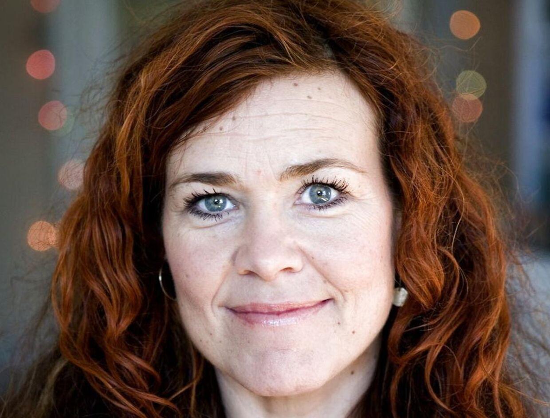 Sexolog og parterapeut Joan Ørting